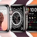Apple Watch Series 7は8日予約開始、15日発売に決定