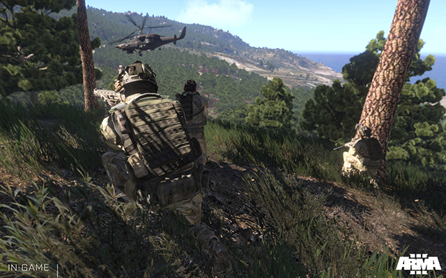 Preview: ArmA 3