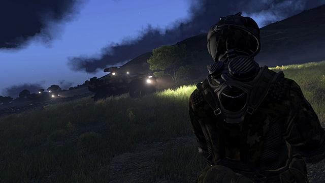 lançamento do Arma 3