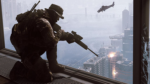 single player de Battlefield 4