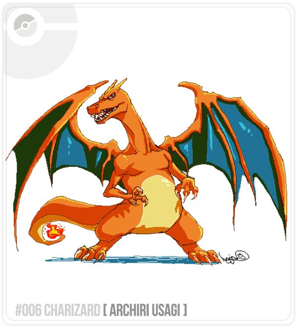Artistas brasileiros recriam os 152 Pokémons