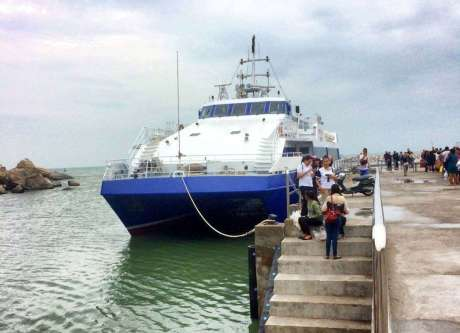 Hua Hin - Pattayaferry will be available again