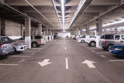 New parking lot is a solution or not?