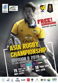 International Rugby At True Arena