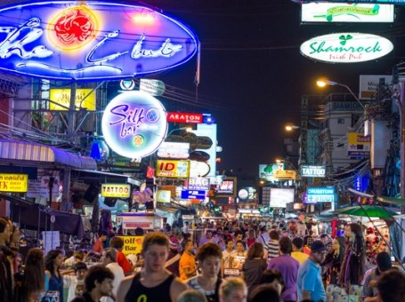 Khao San Road to undergo major revamp in the next seven months