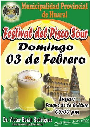 Pisco Sour Huaral