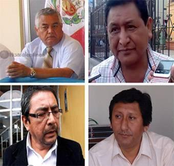 regidores de Huaral