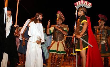 vida pasion muerte jesus