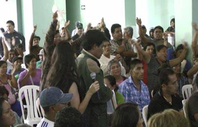 Audiencia de Chancay