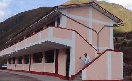 Colegio Dos de Mayo Yancao
