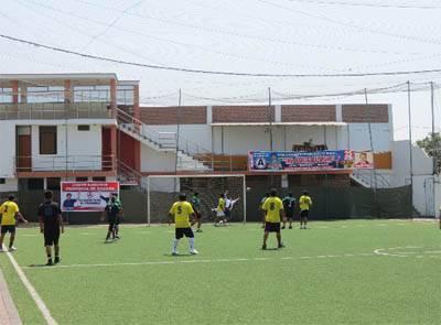 Campeonato Inter Distrital Marcial Palomino