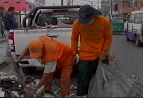 falta recojo basura sectores huaral