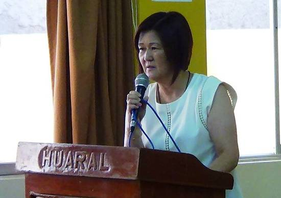 alcaldesa saludo dia de la mujer-huaralenlinea