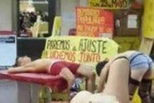 La muestra porno que estremece a la Universidad de Buenos Aires Huaralenlinea.com