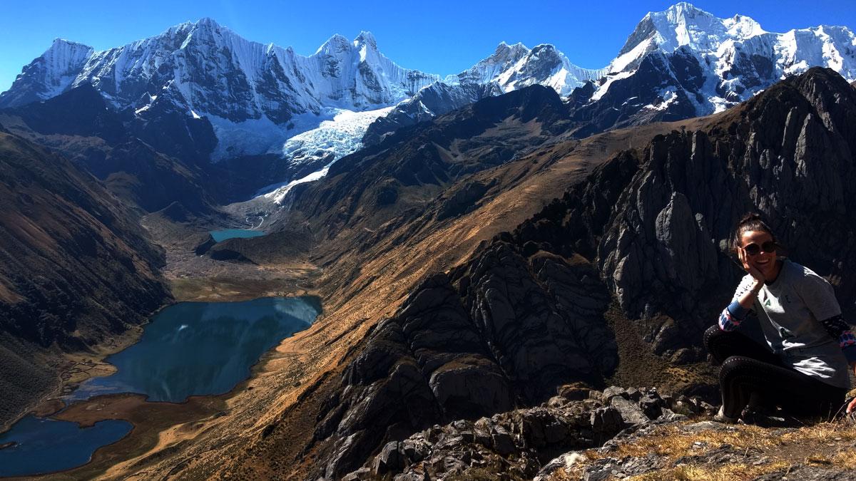 trekking huayhuash circuit