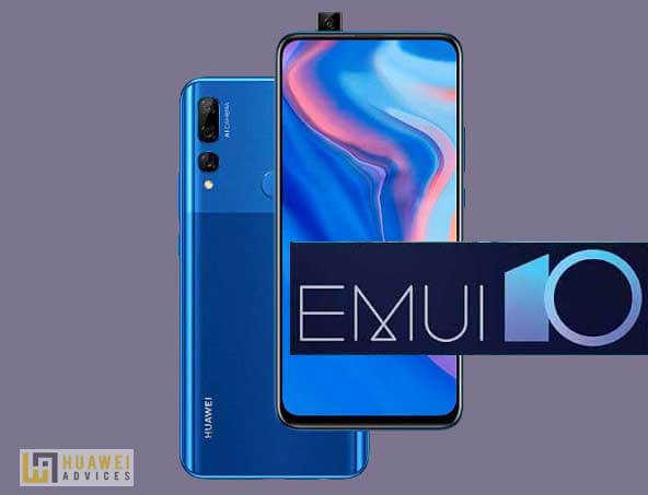 Huawei Y9 Prime 2019 Android 10 Emui 10 Update Download Stk