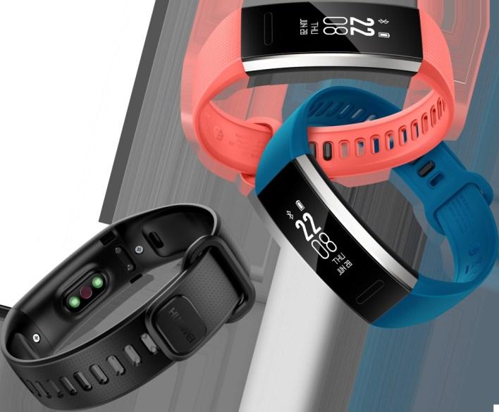 Huawei Band 2 és Band 2 Pro