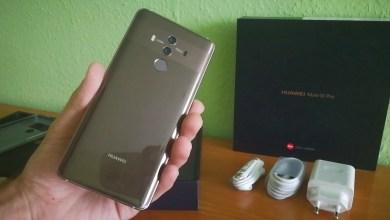 Huawei Mate 10 Pro kicsomagolo videó