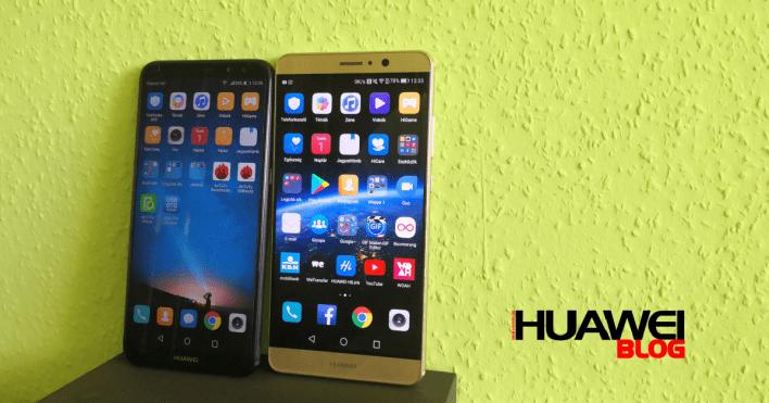 Huawei Mate 10 Lite vs Mate 9 összehasonlító videó