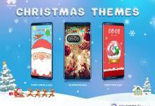 Karácsonyi témák a telefonodra