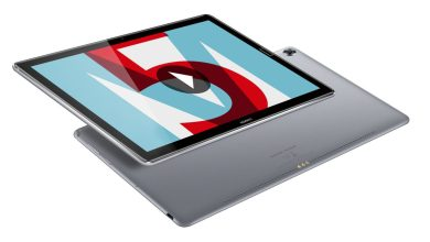 Két méretben jön a Huawei MediaPad M5