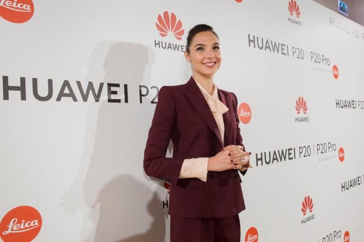 Gal Gadot a Huawei márkanagykövete