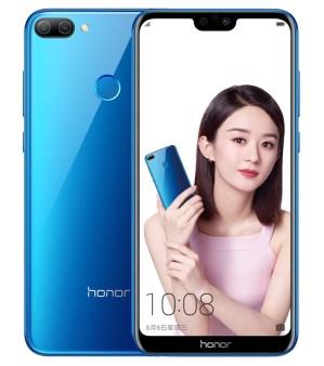 Honor 9i (2018) - újabb notch-os középkategóriás