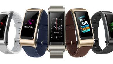 A Huawei bejelentette a TalkBand B5-öt