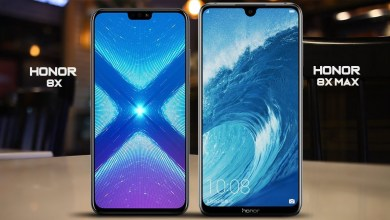 Honor 8X és Honor 8X Max