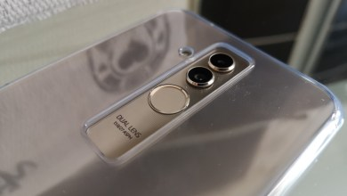Huawei Mate 20 Lite Soft Clear Case tok bemutató videó