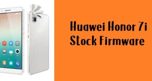 How to Flash Huawei Honor 7i Stock Firmware – All Firmwares