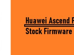 How to Flash Huawei Ascend P2 Stock Firmware – All Firmwares