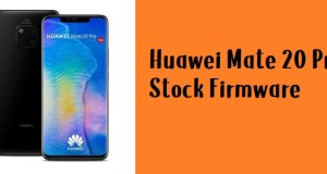How to Flash Huawei Mate 20 Pro Stock Firmware – All Firmwares