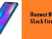How to Flash Huawei Nova 3i Stock Firmware – All Firmwares