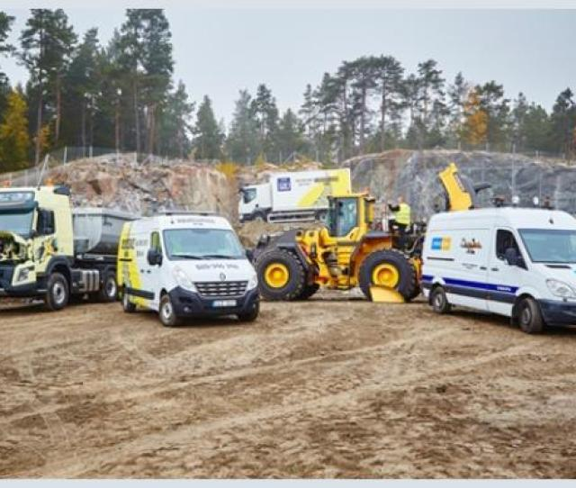 Volvo Takes Direct Route On Stockholm Bypass