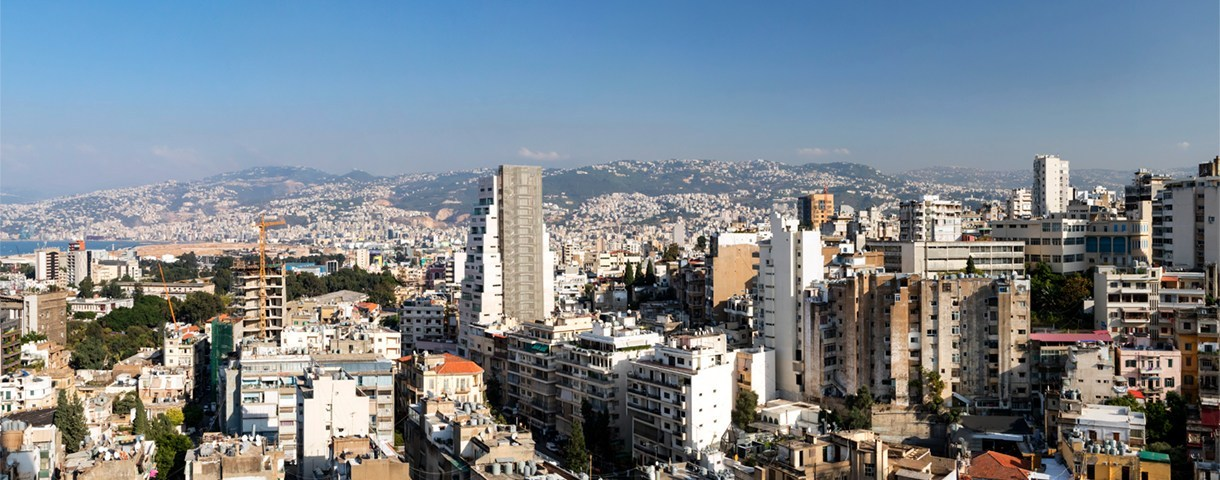 Contact day: the Lebanese market