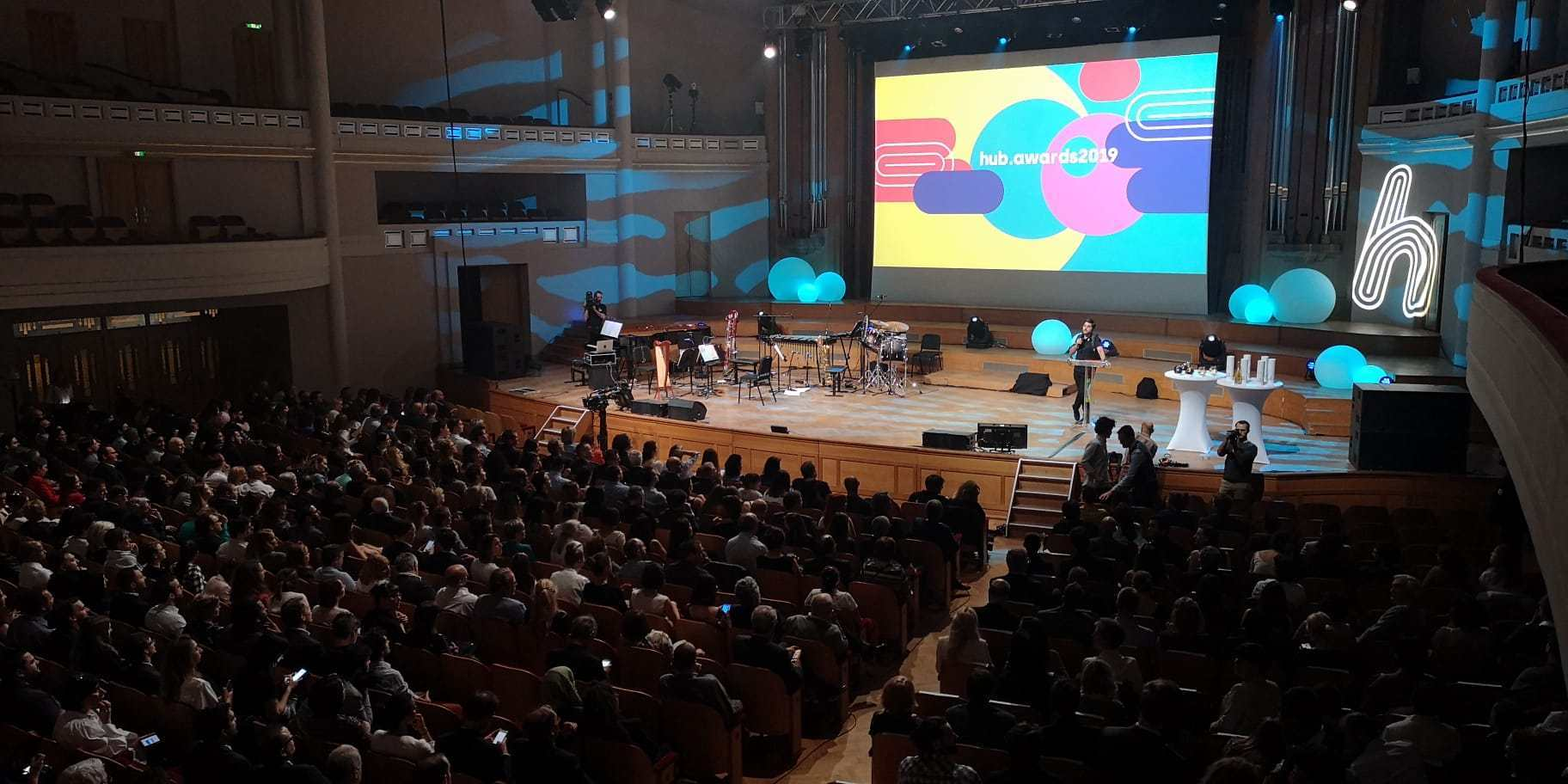 hub.awards2019: full marks