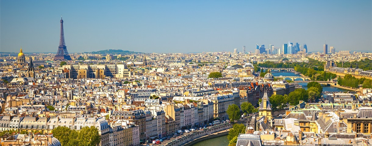 Contact day: de Franse markt (Parijs, Monaco, overzees Frankrijk)