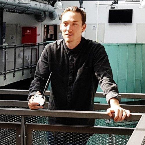 Alexandre McCormack | Greenlablaureaat 2016