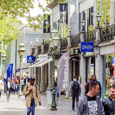 Comportements d'achat des Bruxellois
