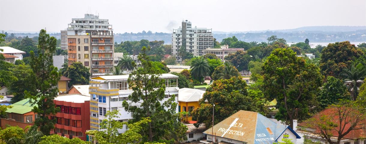 Economische missie in de Democratische republiek Congo