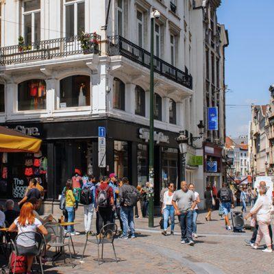 La structure du commerce à Bruxelles
