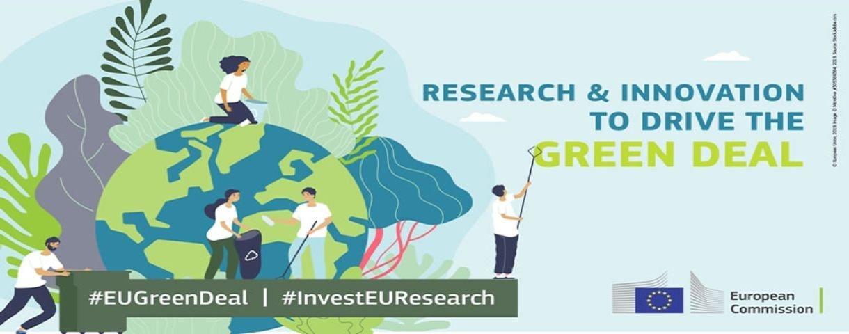 Appel à projets: «Un pacte vert pour l'Europe»