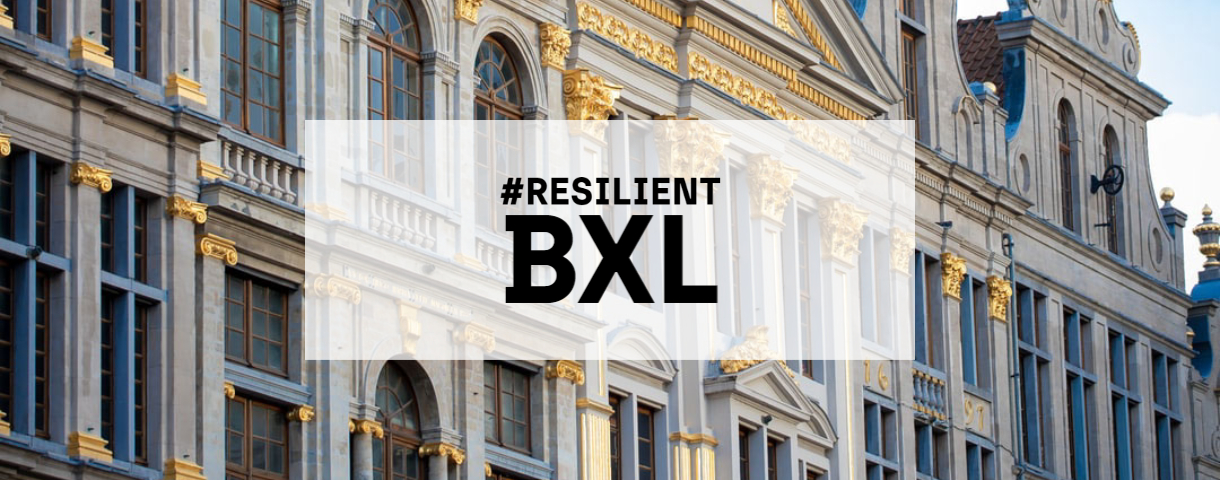 Businesses facing the COVID-19 crisis #resilientbxl