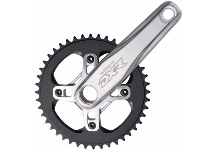104BCD MTB Cranks 170mm Bike Single Crankset Aluminum Sprocket fit Shimano,SRAM