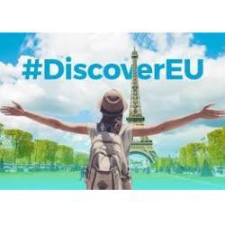 DiscoverEU: 20 000 giovani in più esploreranno l'Europa nel 2020