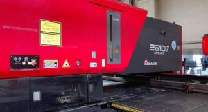 Amada Apelio II laser cutting machine