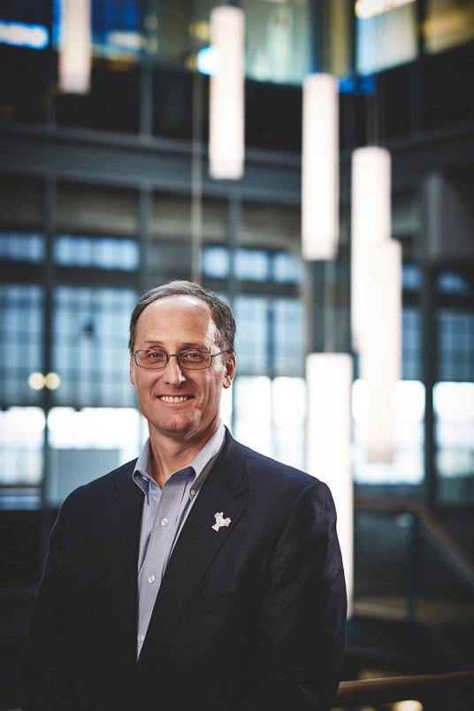 Bob Gfeller, Executive Director of Childress Institute for Pediatric Trauma