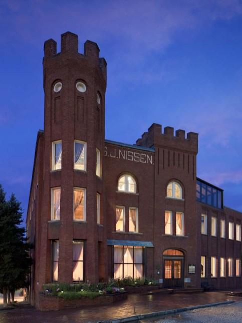 Nissen Wagon Works Building