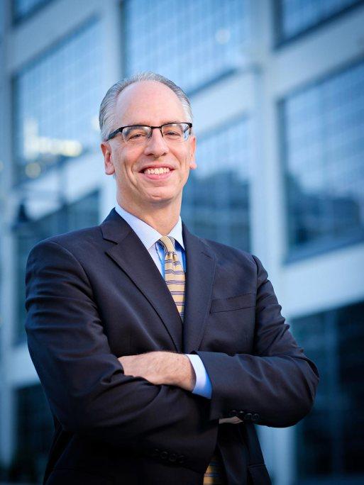 Rogan Kersh, PhD, Provost, Wake Forest University